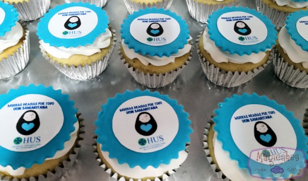 Cupcakes Empresariales